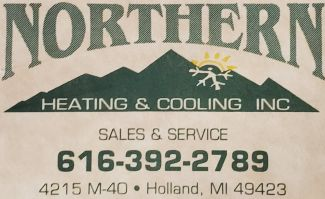Northern Heating & Cooling Inc