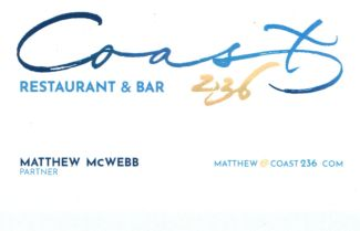 Coast 236 Restaurant & Bar