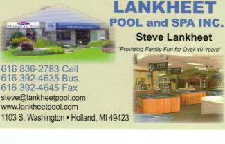 Lankheet Pool and Spa Inc.