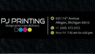 PJ Printing