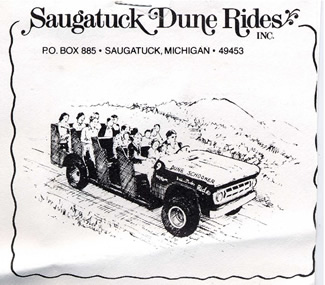 Saugatuck Dune Rides, Inc.